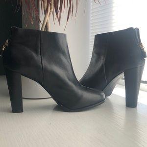 Black Banana Republic Heels